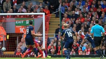 Hasil pertandingan Liga Inggris 2014, Liverpool vs Southampton